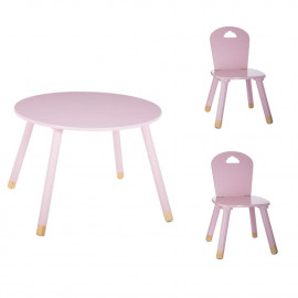 Set Table Douceur Rose + 2...