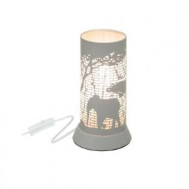 Lampe Décorative En Métal...