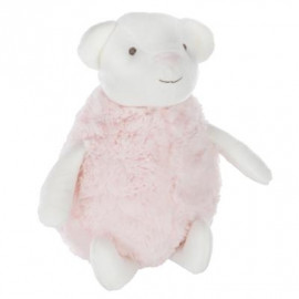 Peluche Boule Ours Rose...