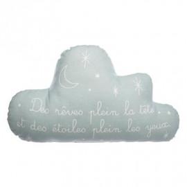 Coussin en forme de nuage...