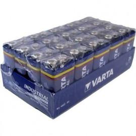 20 Piles 9V 4922 VARTA...