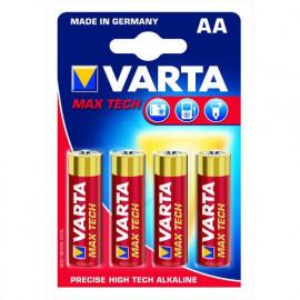 4 Piles AA 4706 VARTA Max...