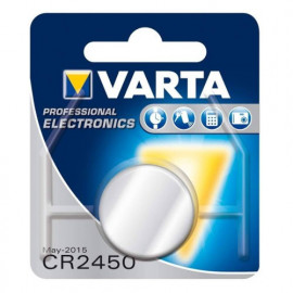 1 Pile CR2450 6450 Lithium...