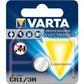 1 Pile CR1/3 N 6131 Lithium...