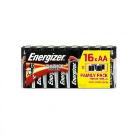 16 Piles AA LR6 Alkaline...