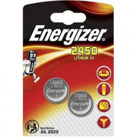 2 Piles CR2450 Lithium...
