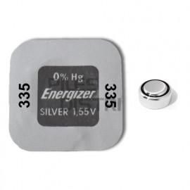 1 Pile 335 Silver ENERGIZER