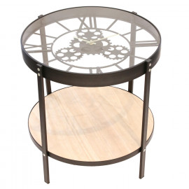 Table D'appoint Horloge D51...