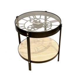 Table D'appoint Horloge D39...