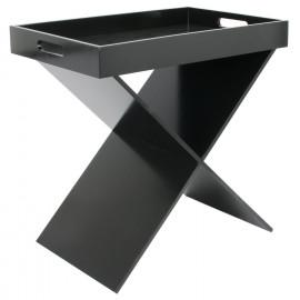 Table D'appoint Noir Home...