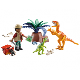 Exploration & Dinosaure...