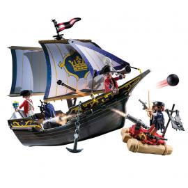 Caravelle des Pirates...