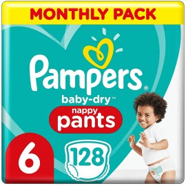 Pampers - Baby Dry Nappy...