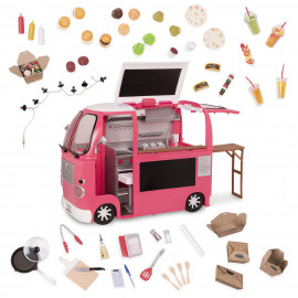 Foodtruck Rose Our generation