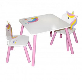 Ensemble Table Avec 2...