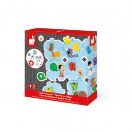 Puzzle J'apprend Alphabet...