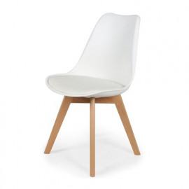 Chaise scandinave avec...