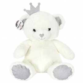 Peluche ours 35cm Home Deco...