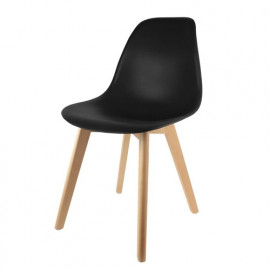 Chaise Scandinave Coque...