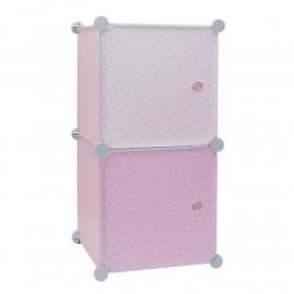 Rangement modulable 2 cubes...
