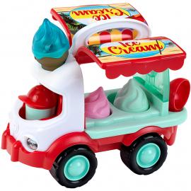 Camion à glace Jeu de sable...