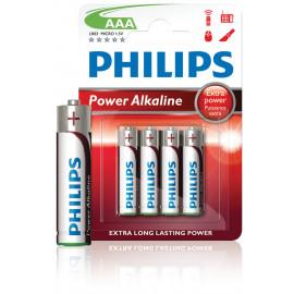 Lot de 4 piles alkalines...