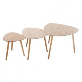 Lot De 3 Tables À Café En...