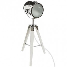 Lampe Projecteur Métal Et...