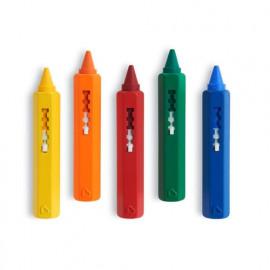 Crayons pour le Bain...