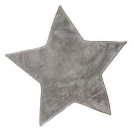 Tapis enfants étoile Gris...