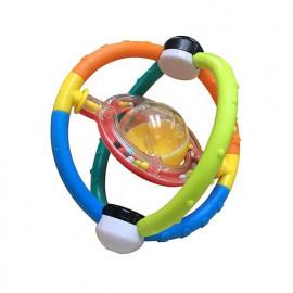 Hochet orbite multicolore...