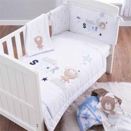 Parure de lit bébé -...
