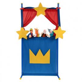 Théâtre de marionnettes + 4...