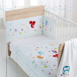 Parure de lit bébé 3 pièces...