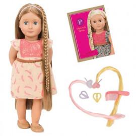 Poupée Cheveux 46cm Portia...