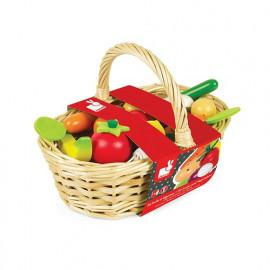 Panier de 24 Fruits Et...