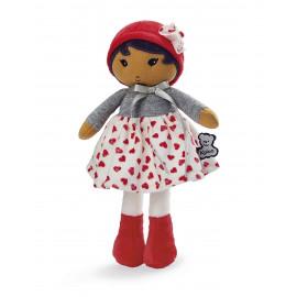 Ma 1ère poupée en tissu...